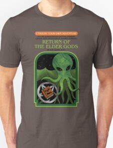 Cthulhu Your Own Adventure Unisex T-Shirt