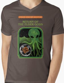 Cthulhu Your Own Adventure Mens V-Neck T-Shirt