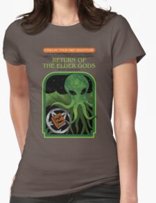 Cthulhu Your Own Adventure Womens Fitted T-Shirt