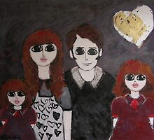 Redheads by carypdavies