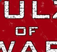 Lulz Of War logo Sticker