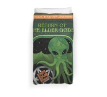Cthulhu Your Own Adventure Duvet Cover