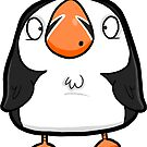 Creepies - Puffin by Creepy Creations