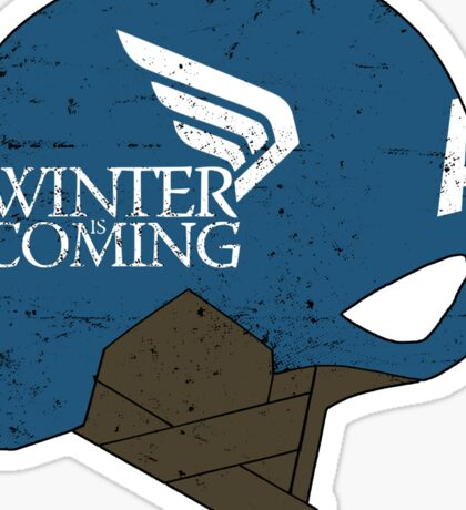 Season of the Soldier [Leather Variant] Sticker