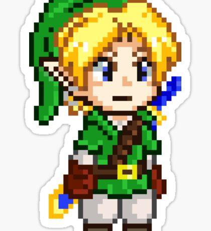 Legend of Zelda - Link Pixel Sticker