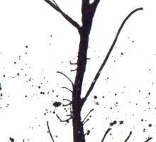 Ink Forest Sticker