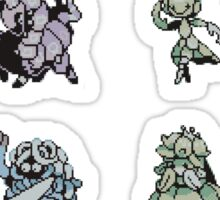 pokemon demakes sprites Sticker