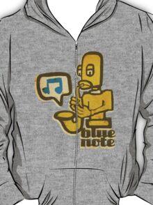 blue note remixed T-Shirt
