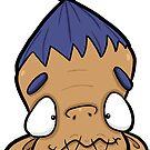 Creepies - Shrunken Head 3 by Creepy Creations