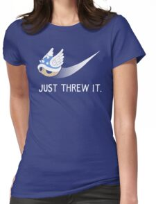 Blue Shell Athletics Womens Fitted T-Shirt