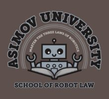 I Majored in Robot Law One Piece - Short Sleeve