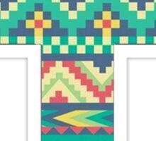 Patterned Cross 2 *NEW* Sticker