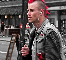 glasgow punk by stevenburns4
