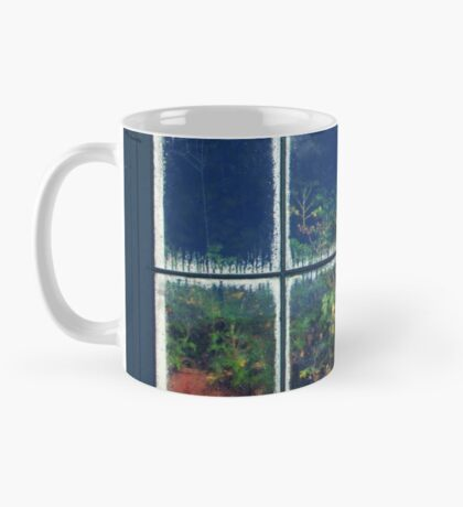 The Hothouse Window Mug