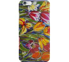 Sunshine Tulips iPhone Case/Skin