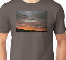 At The Going Down Of The Sun Unisex T-Shirt