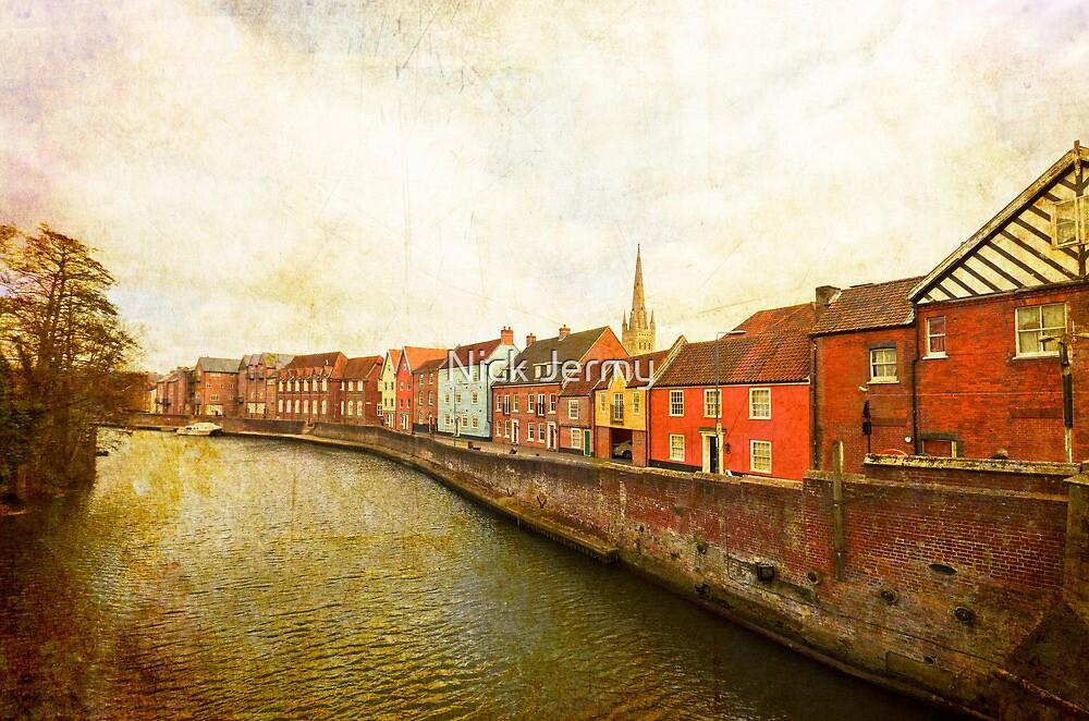 River Wensum by Nicholas Jermy
