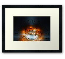 Timewinds Framed Print