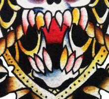 Skull Crest  Sticker
