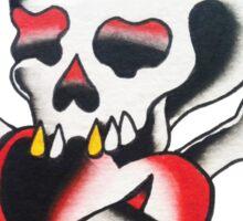 510 - Cross My Heart Sticker