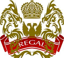 Regal Crest 01 by Vy Solomatenko