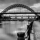 Newcastle Quayside by Great North Views
