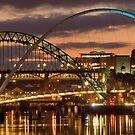 Tyne Bridges by Great North Views