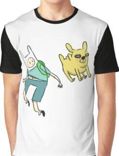Finn & Jake Graphic T-Shirt