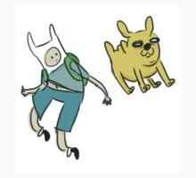 Finn & Jake by deepcheese
