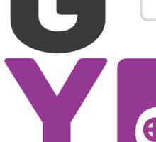 GGNY Icons - Video Games Sticker Sticker