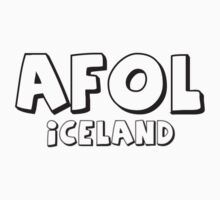 AFOL Iceland by Customize My Minifig by ChilleeW