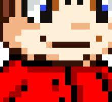 Eric Cartman Pixel Sticker