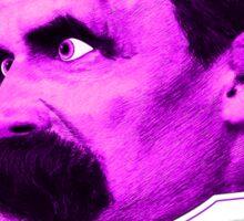 Nietzsche - Big Head Nietzsche! 2 Sticker