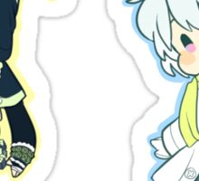 DRAMAtical Murder Noiz Clear Sticker