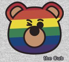 The Cub - Rainbow One Piece - Long Sleeve