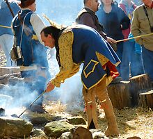 Making Maple Sugar, the Native American Way by lindybird