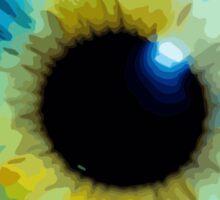 Eyeball - Iris Sticker