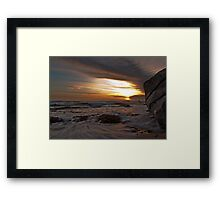 My Waterscapes  Framed Print