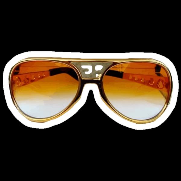 Elvis Glasses by AllyFlorida