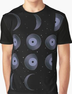 Phases of the Tune Graphic T-Shirt
