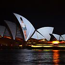 Sydney Opera House by Loreto Bautista Jr.