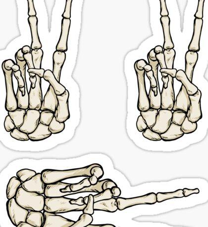 Dead Peace Stickers Sticker