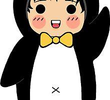 Penguin!Sid by widdlekes