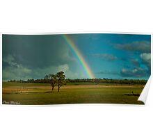 Sunshine 'N Rainbows Poster