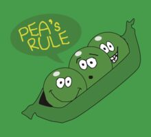 Pea's Rule by MrPeterRossiter