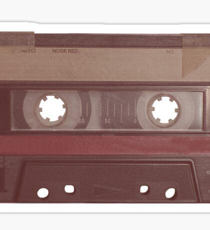Cassette!  Sticker