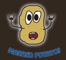 Mashing on the Mashed Potato by MrPeterRossiter