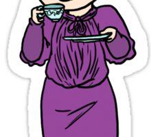 Mrs H Sticker