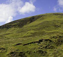 Trotternish Ridge on the Isle of Skye Panorama  by Paul Messenger