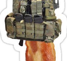 Tactical Bacon Sticker